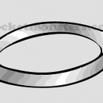 טבעת מתכת