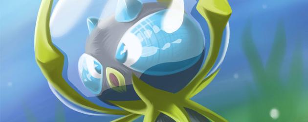 פוקידע: פוקימון 751 – דופיידר / Dewpider