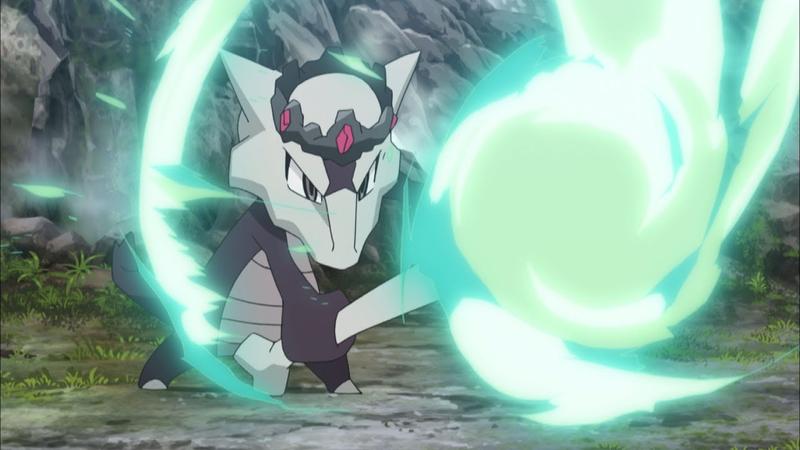 פרק 977 – קרב לוהט! מארוואק מופיע! / A Fiery Battle! Marowak Appears!!