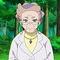 פרופסור מגנוליה